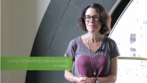 Friday Video – Using Calls to Action in Your Videos